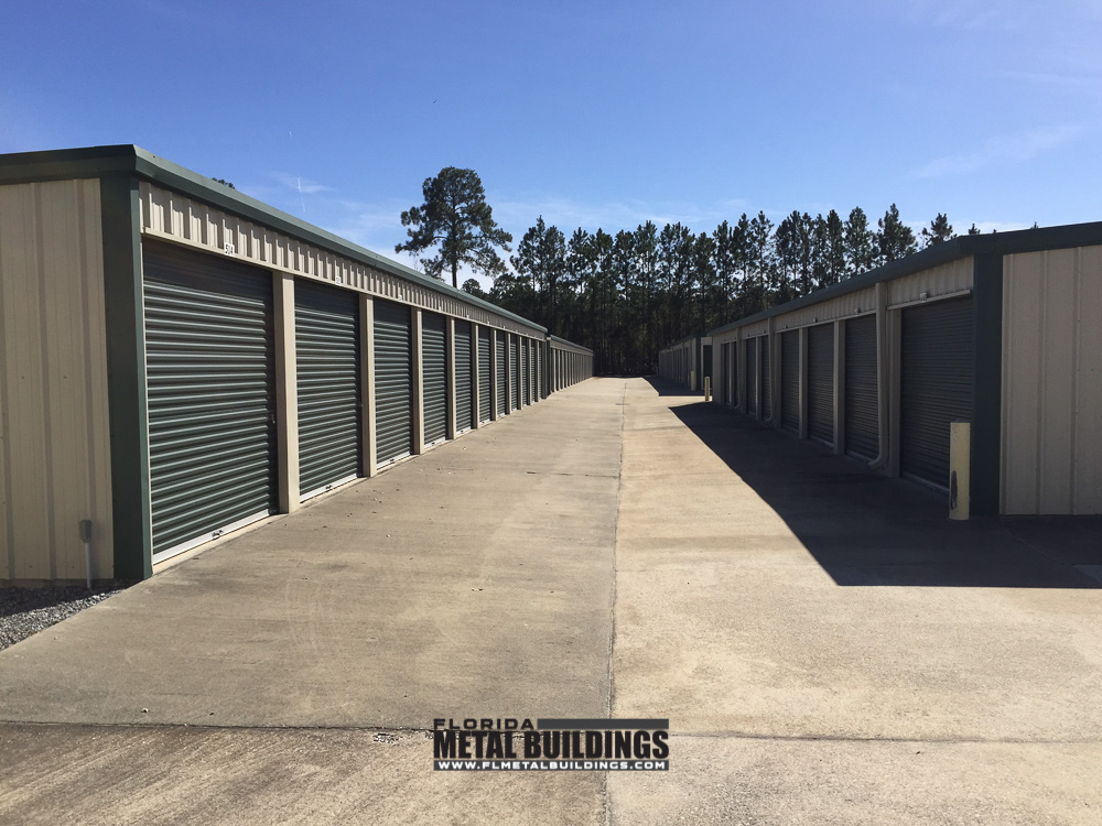 Florida Metal Buildings Offers Metal Self Storage And Rv