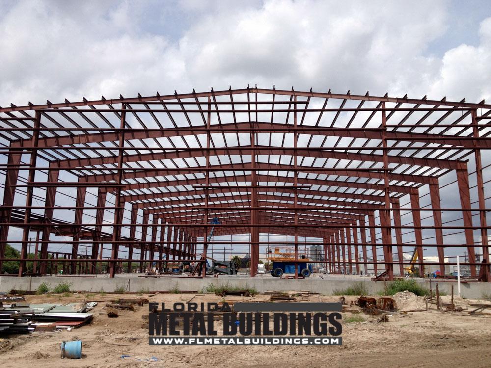 We Design Engineer Metal Buildings Florida Metal