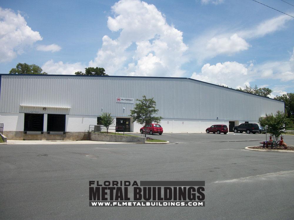 Falcon Metal Building Project Florida Metal Building