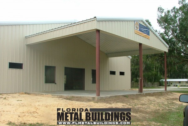 Community And Church Buildings Archives Florida Metal