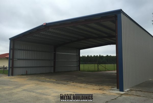 About florida metal building services florida metal for Sheds brooksville fl
