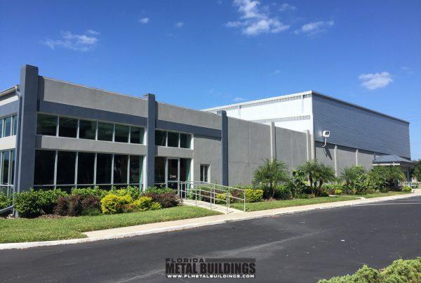 Steel Building Contractor Projects Florida Metal