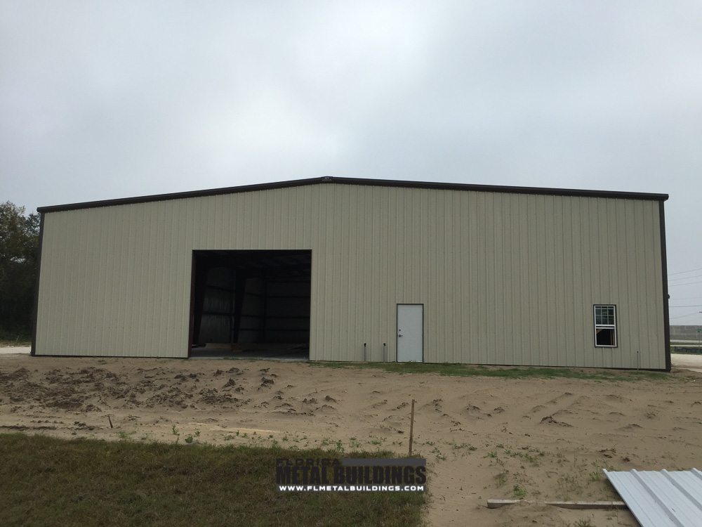 Counter Effects Metal Building In Lakeland Fl Florida