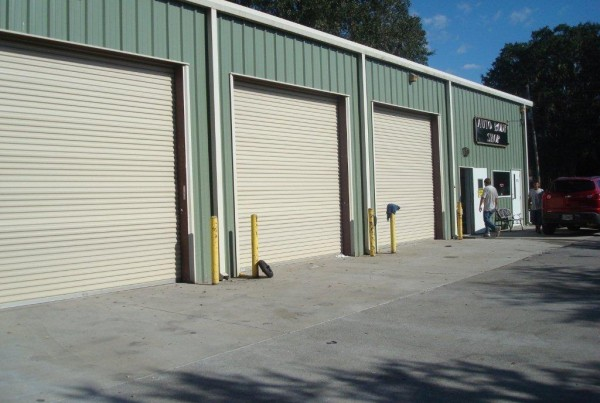 Steel Building Contractor Projects Florida Metal