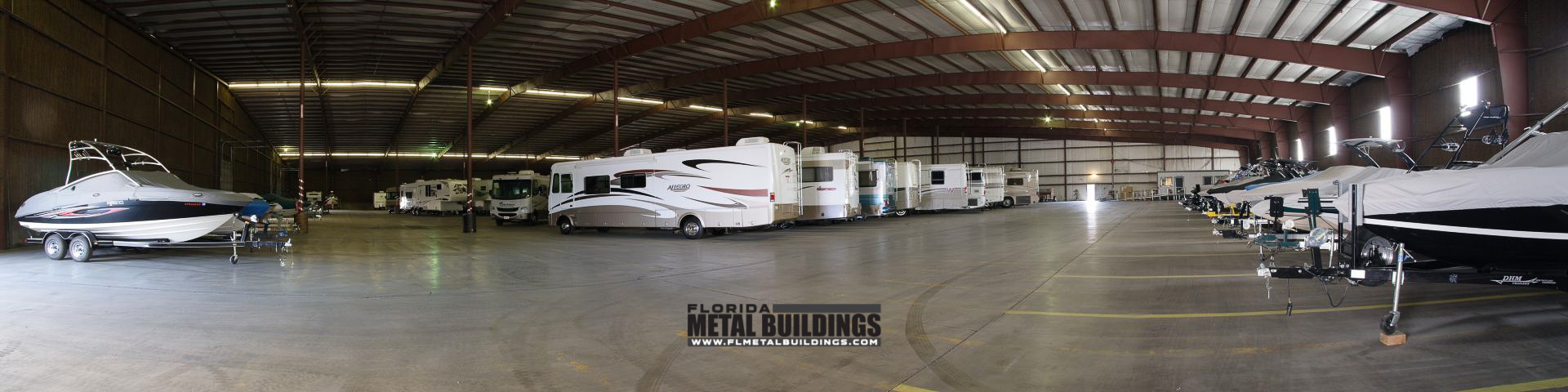 Florida Metal Buildings offers metal Self-Storage and RV/Boat ...
