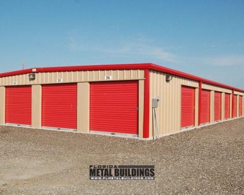 Florida Metal Buildings Offers Metal Self Storage And Rv