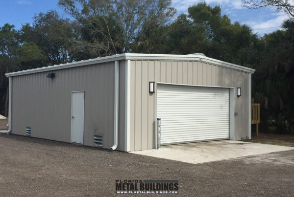 About florida metal building services florida metal for Sheds in brooksville fl
